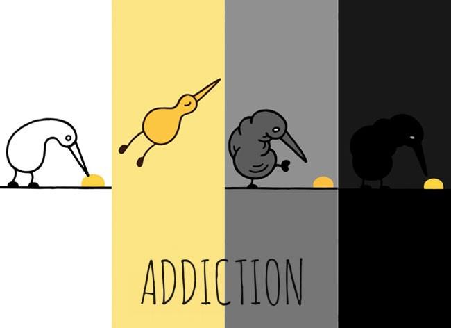 proceso de adiccion